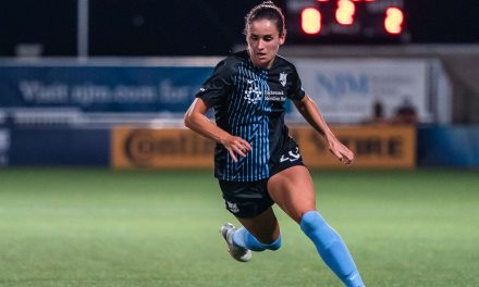 SOME FORWARD THINKING: Canada calls in Sky Blue's Viens for Euro friendlies