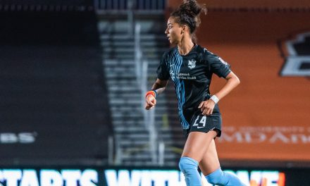 ONE LAST CHANCE: Sky Blue FC's Johnson joins Cameroon, battling for final Olympic spot