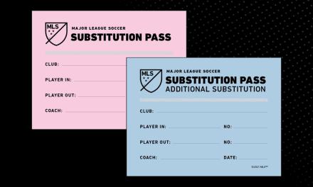 CONCUSSION SUBSTITUTES: MLS, NWSL, USL, NISA, U.S. Soccer will participate in FIFA pilot program