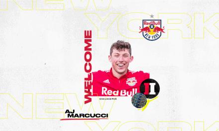 IT'S OK FOR AJ: Red Bulls II signs NCAA D-III GK Marcucci
