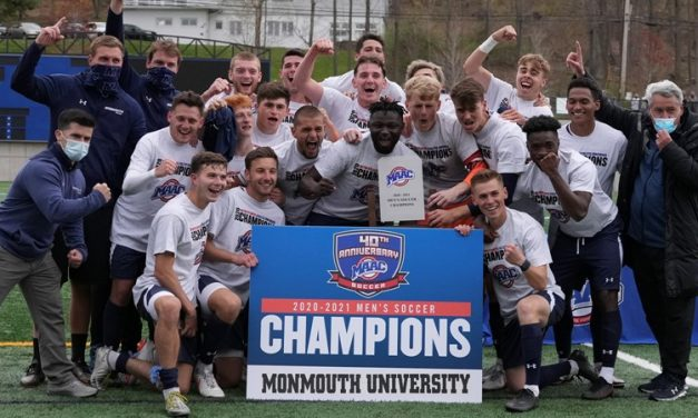 A MONMOUTH TASK: Hawks play Bowling Green in NCAA 1st round