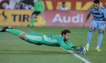 STARTING OFF ON THE WRONG FOOT: Red Bulls lose lead, then the game, conceding 2 quick goals