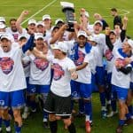 16-YEAR ITCH ENDS: Seton Hall men, playing in NCAAs for 1st time since 2005, will play Air Force