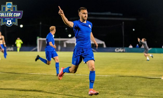 BETTER LATE THAN NEVER: St. Francis men's rally to win in extratime, 1st NCAA victory in 43 years