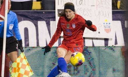 ROOM FOR ONE MORE: Sullivan added to USWNT for Euro trip