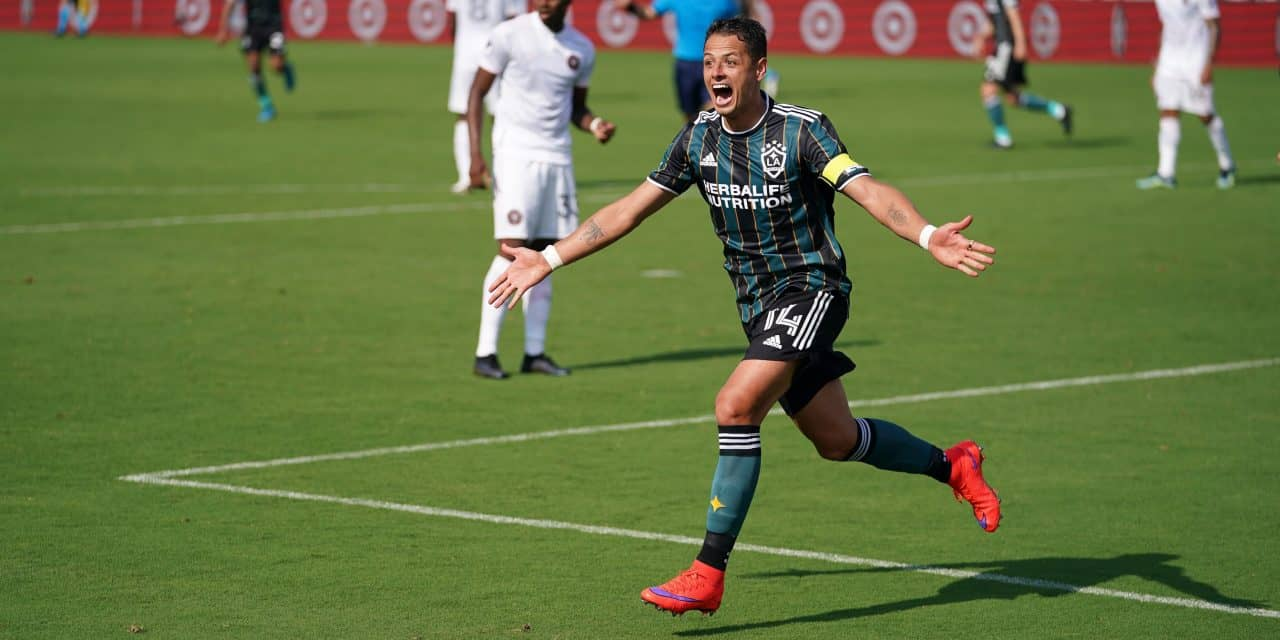 MLS PLAYER OF THE WEEK: Chicharito gets the honor