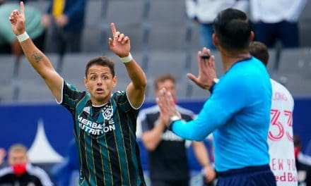 ONE WILD ENCOUNTER: Red Bulls can't stop Chicharito (hat-trick) in a loss in LA