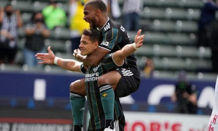 AND THE SUN ALSO RISES: Chicharito named MLS player of the week again