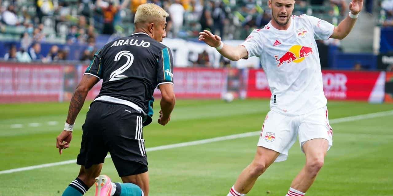 DOING JUST ENOUGH TO LOSE: Disappointed Red Bulls lament their mistakes in their latest loss