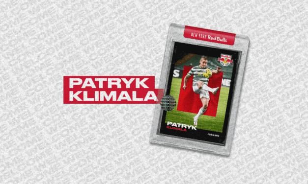 A POLE'S POSITION: Red Bulls acquire Polish youth international Klimala