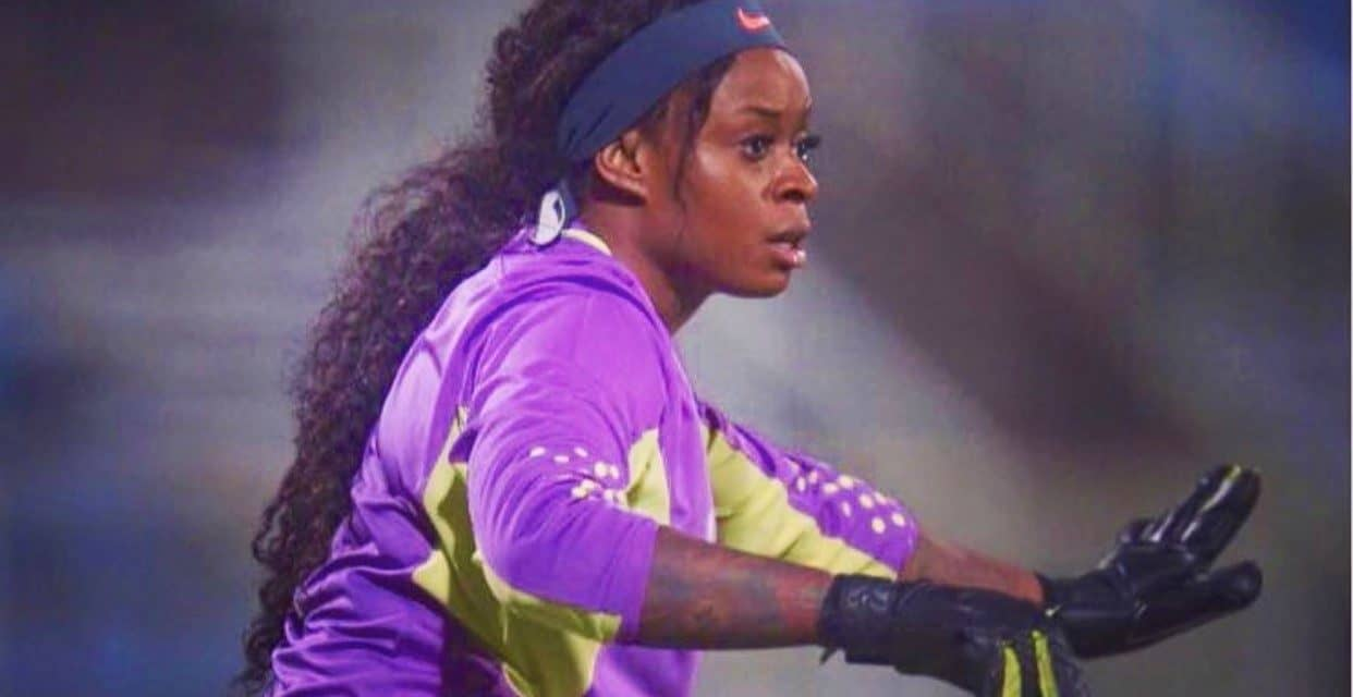 'THROUGH HELL AND BACK': Lady Lancers' Baron returns from a 2-year hiatus (ACL, pandemic) as she strives to be Trinidad's top goalkeeper