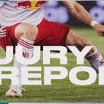 RED BULLS INJURY REPORT: Four sidelined for Nashville home game