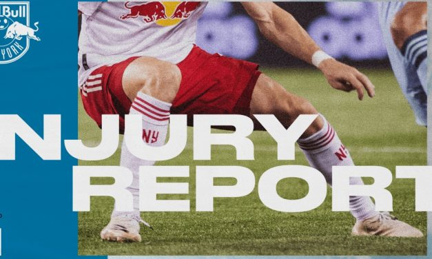 RED BULLS INJURY REPORT: Fernandez, Valot questionable for the Revs