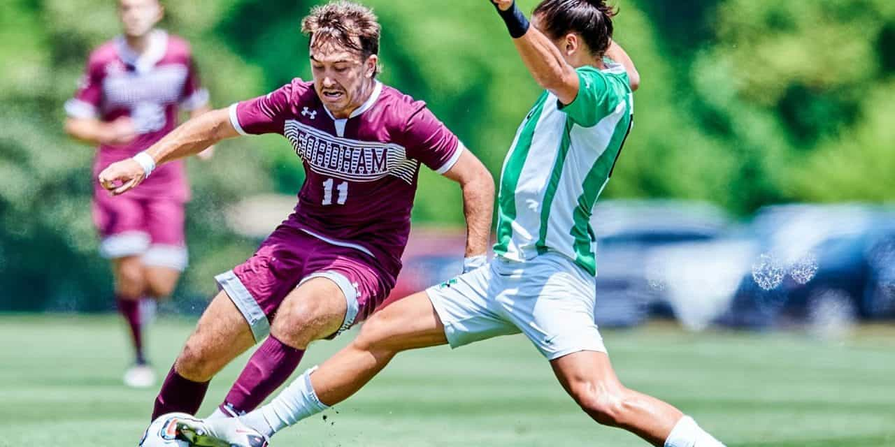 THAT'S ALL FOLKS: Fordham men fall in extratime to Marshall in NCAA's 2nd round