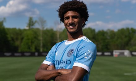TALKING SOCCER: NYCFC's newcomer Magno on his favorite sport