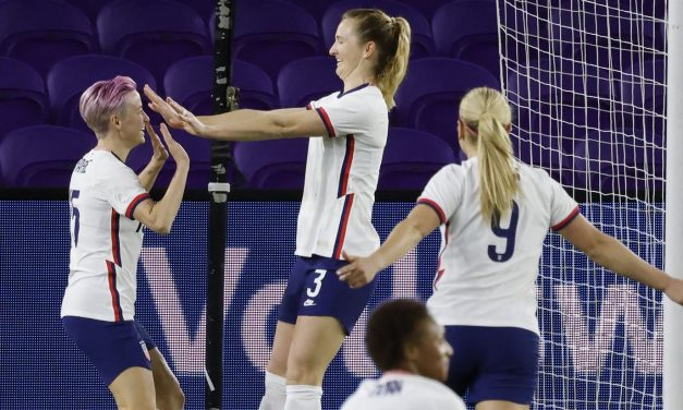 SHE'S BACK: Mewis returns to Courage