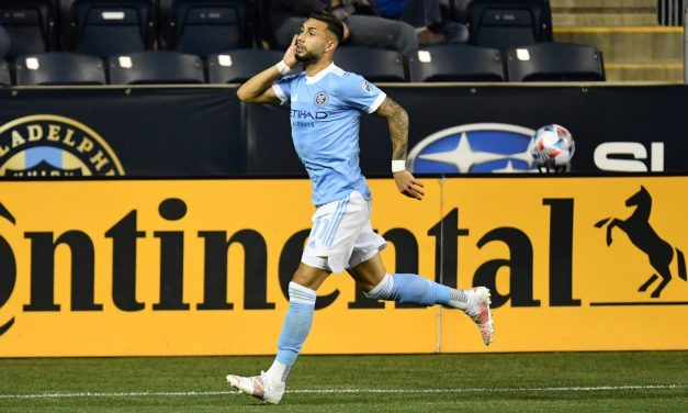 ANOTHER CLEAN SHEET: NYCFC blanks 10-man Philly, 2-0