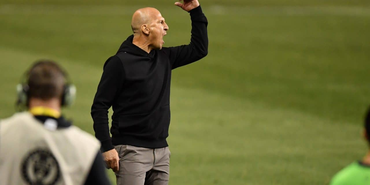 BACK DOWN TO EARTH: Red Bulls lose at Philly, 1-0