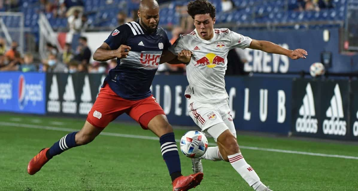 SEEING RED: 10-man Red Bulls lose lead, then game to Revs