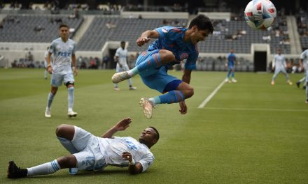 OVERCOMING THE ODDS: 10-man NYCFC rally in the 90th minute for 2-1 win at LAFC