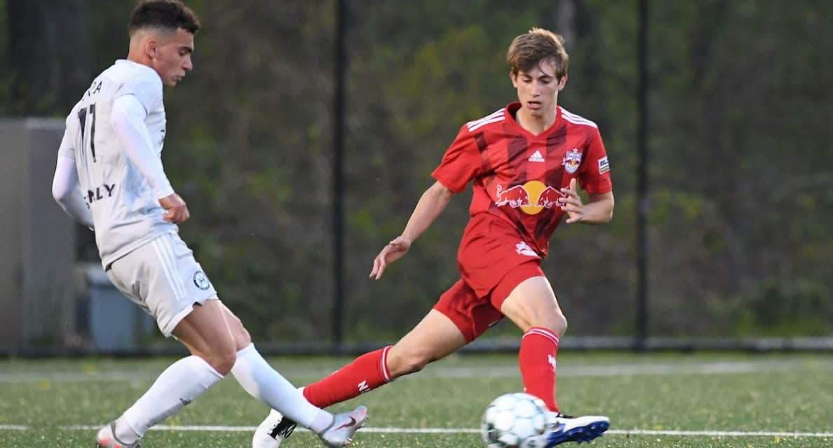 A DISAPPOINTING START: Red Bulls II drop season opener to Hartford