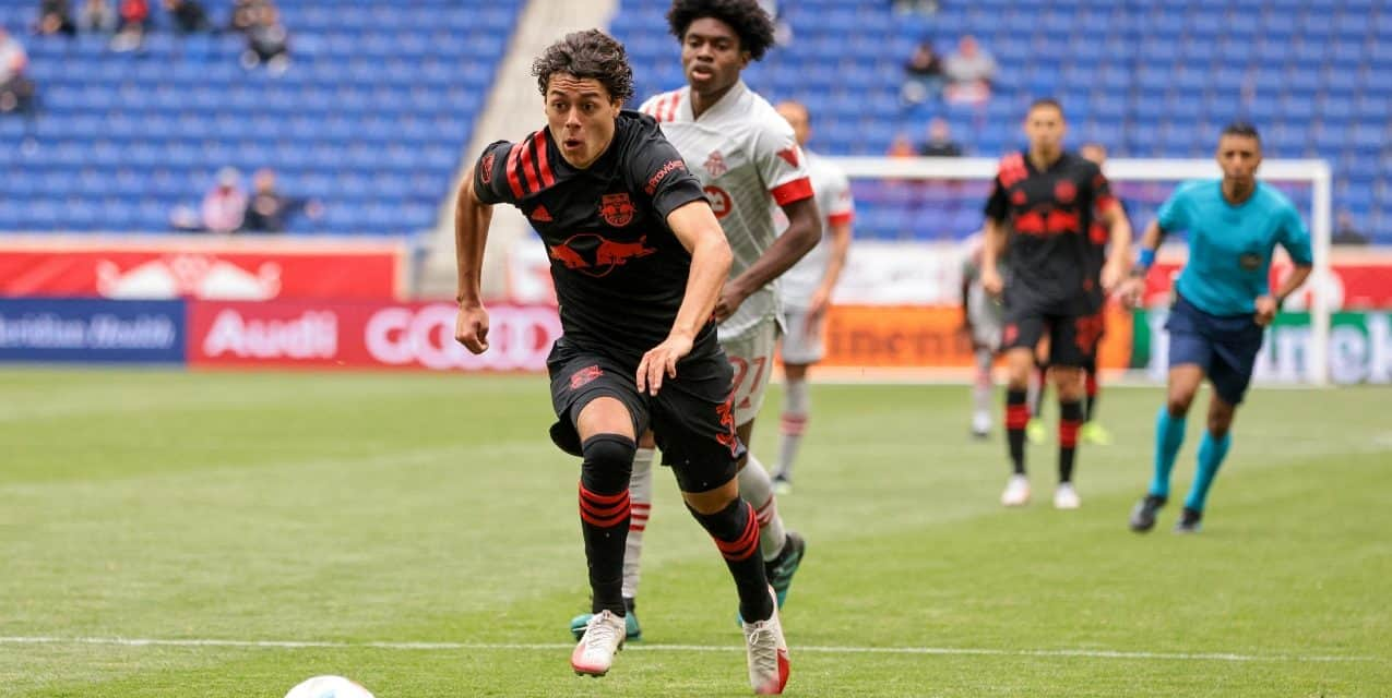TEEN DREAM: Red Bulls' Clark putting up some impressive MLS history numbers