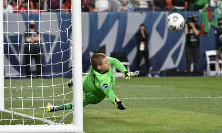 UNLIKELY HERO: 2nd-half sub Horvath saves USMNT with late, dramatic PK save