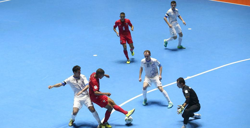 FIRST TIME FOR EVERYTHING: FIFA will use video support at the Futsal World Cup