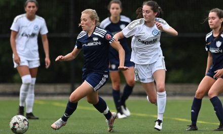 THE BATTLE OF CONNECTICUT: Rush hands Fusion its first loss of the season