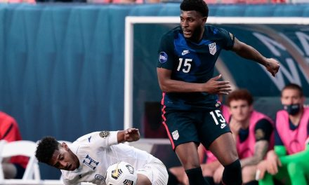 FOR ALL THE MARBLES: USMNT meets Mexico for Concacaf Nations League title