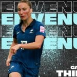 SOME ATTACKING EXPERIENCE: Gotham FC get Thiney on loan from Paris FC