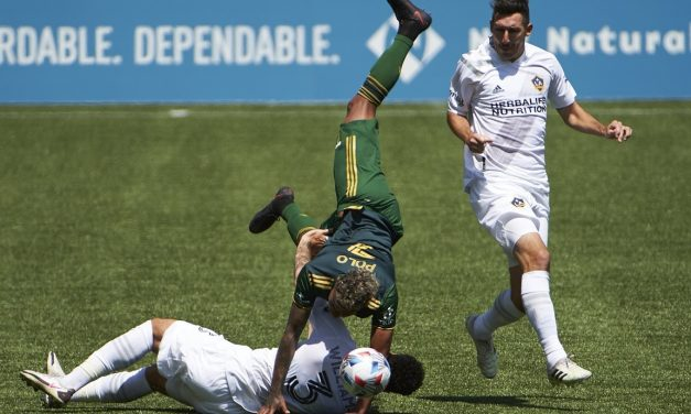LOWERING THE BOOM: MLS suspends Williams additional 5 matches