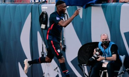 MUCH BETTER LATE THAN NEVER: Siebatcheu's 1st goal saves USMNT in Nations League semis