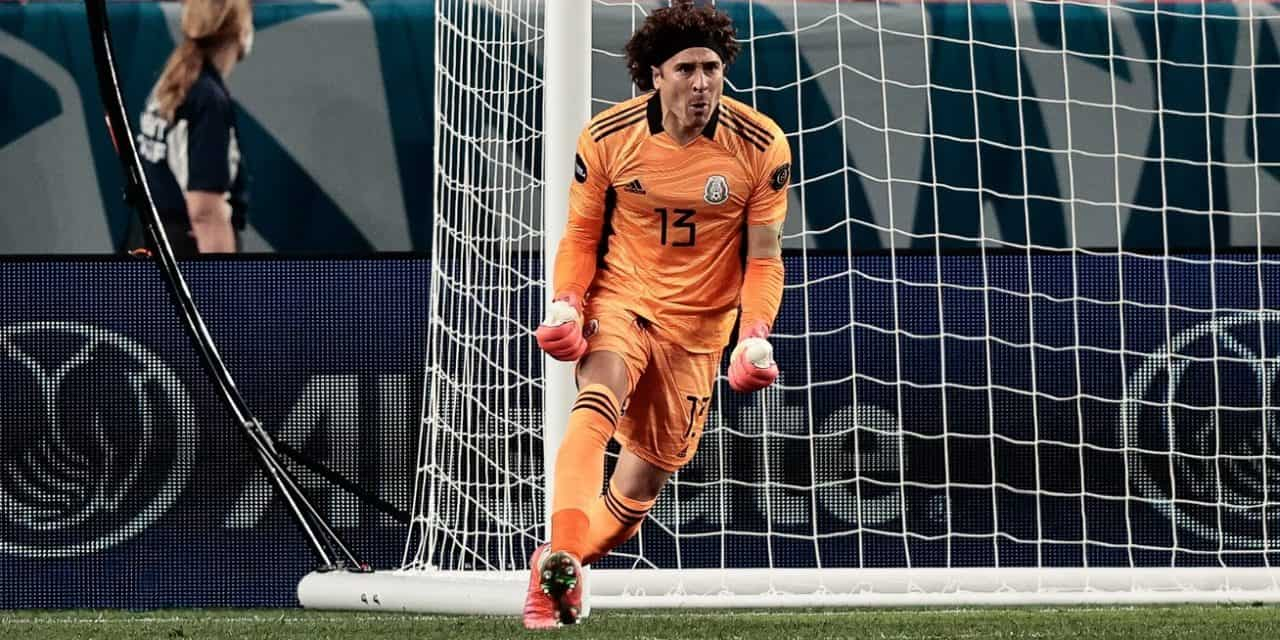 ENOUGH IS ENOUGH: Ochoa pleads with Mexican supporters to stop the homophobic chants, that they could hurt the team