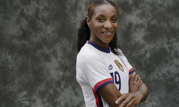 SHE AIN'T DUNN QUITE YET: RVC native, Thorns midfielder named to Olympic team