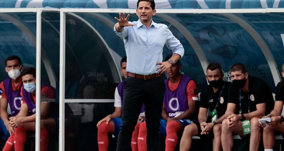 FRIENDLY FIRE: Costa Rica sacks men's coach after loss to USMNT