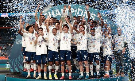 FLYING HIGH AT MILE HIGH: USMNT captures 1st Nations League crown in a classic confrontation
