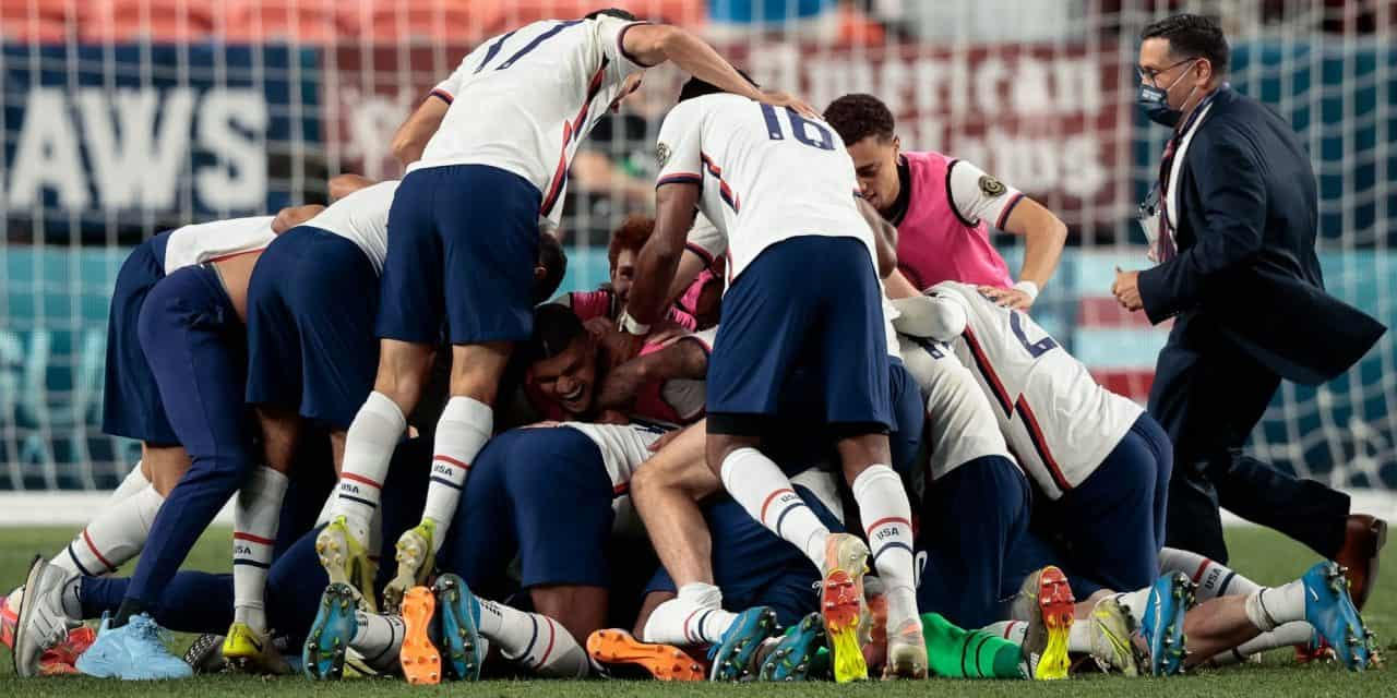 SOME NOTABLES: Facts and figures from USMNT's Sunday night win