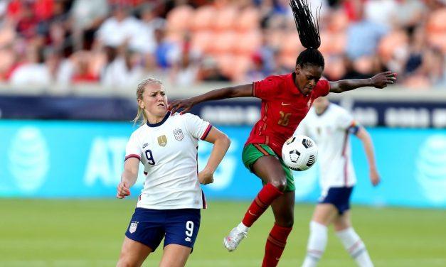 NEXT TEST: USWNT to meet Reggae Girlz in 2nd game of Summer Series