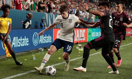BUSY, BUSY, BUSY: Pulisic, Euro-based USMNT players will have full plates August through November