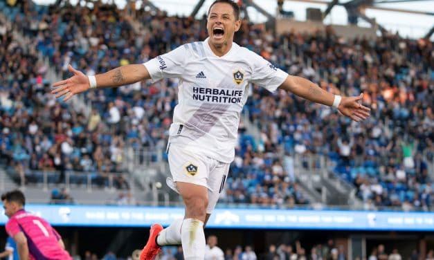 MLS HONORS: Chicharito named MLS player of the week