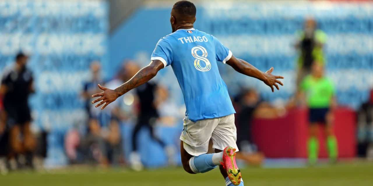 MIRACLE WORKERS: Thiago's goal for the ages at the death propels NYCFC over D.C. United