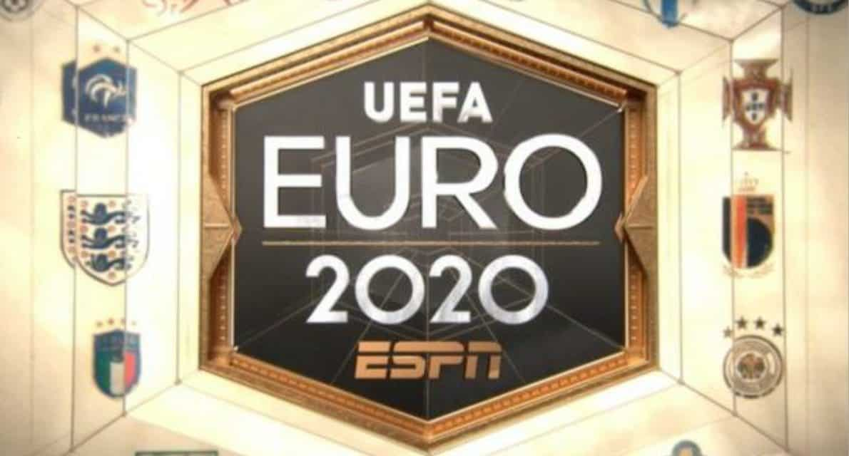 HEAD AND SHOULDERS ABOVE: Euro 2020 final on ESPN jumps 43 percent over 2016