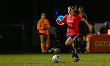 A HIGH FIVE: Fusion roll past Lady Lancers, 5-0