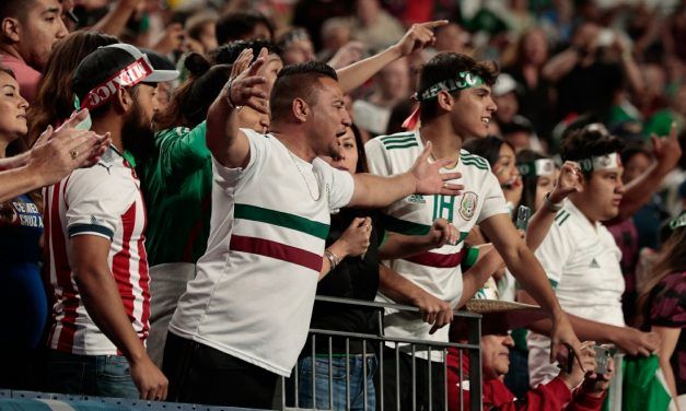 OFFSIDE REMARKS: FIFA's sanctions on Mexico are too lenient