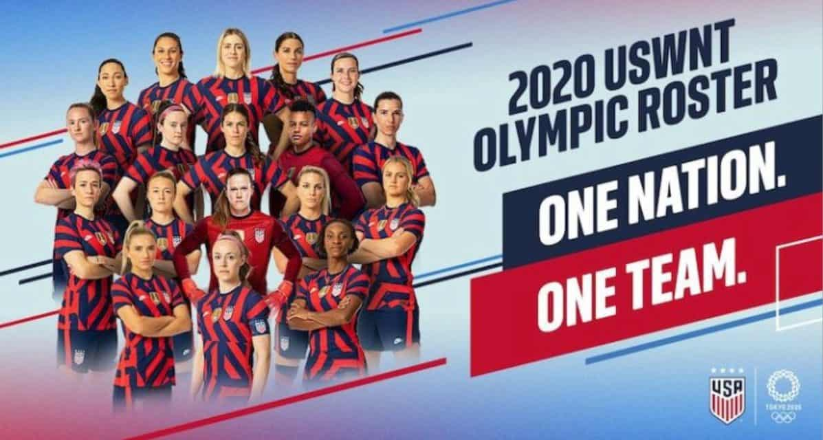 VETERAN SQUAD: 17 players from 2019 world champions named to USWNT team for Tokyo Olympics