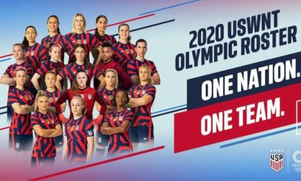LET'S PLAY TWO: USWNT meets Mexico in Send-Off Series opener Thursday