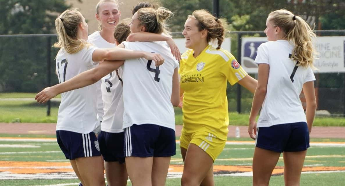 READY TO ROCK IN ROUND ROCK: Fusion primed for UWS national final four
