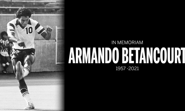 RIP, ARMANDO: Former IU great, Honduran international Betancourt, passes away
