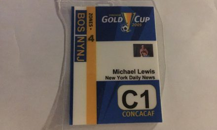 OFFSIDE REMARKS: Some enduring personal memories of the Gold Cup
